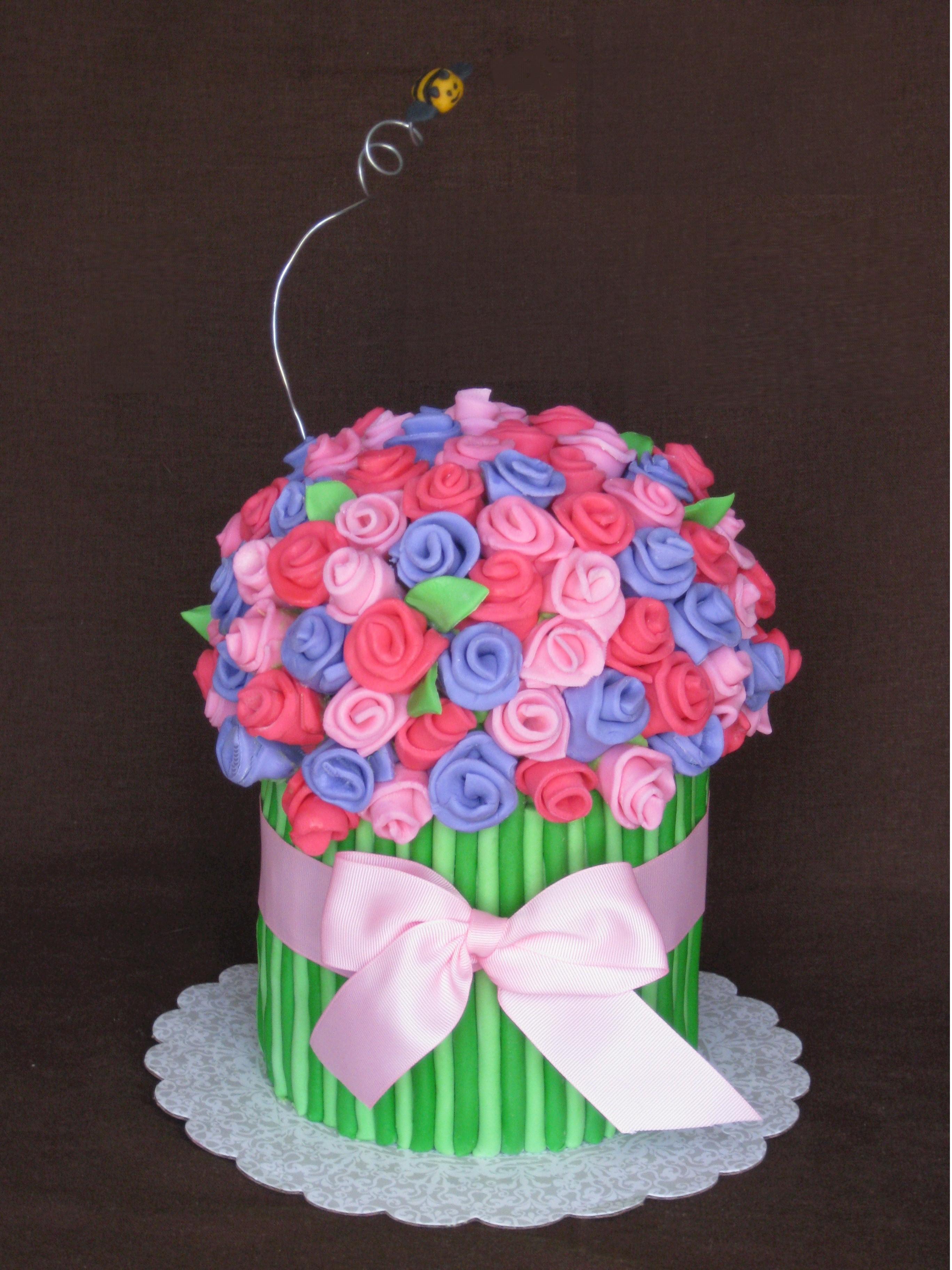 The Flower Bouquet Sweet Buttercream